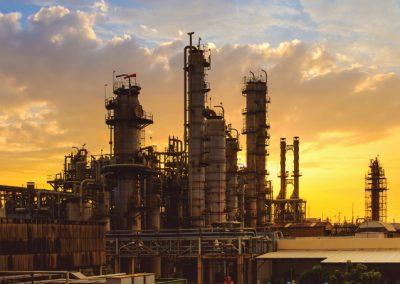Gulf Coast Refinery #1