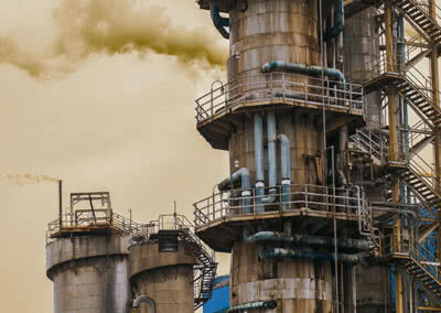 Gulf Coast Refinery #2