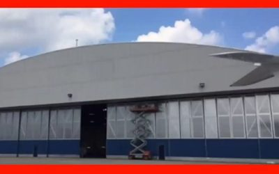 Hangar Door: Refurb for a Fast Return